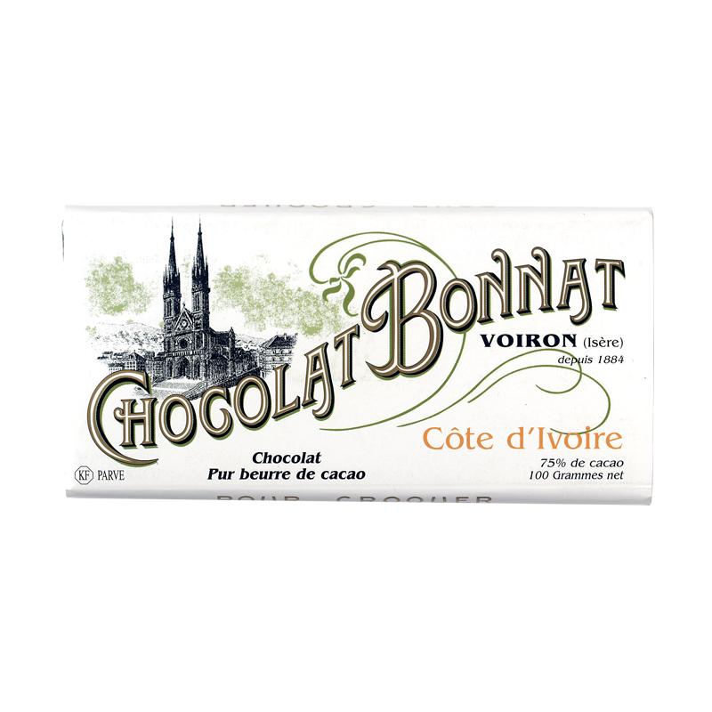 Bière Tablette Bonnat Côte d'Ivoire - Brasserie Chocolat Bonnat