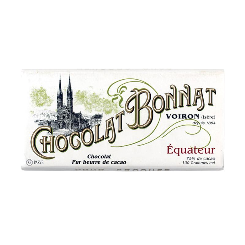 Bière Tablette Bonnat Équateur - Brasserie Chocolat Bonnat