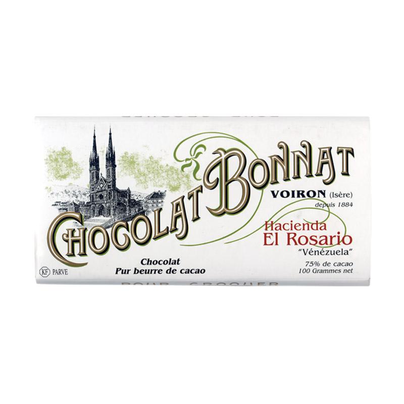 Bière Tablette Bonnat Hacienda El Rosario - Brasserie Chocolat Bonnat