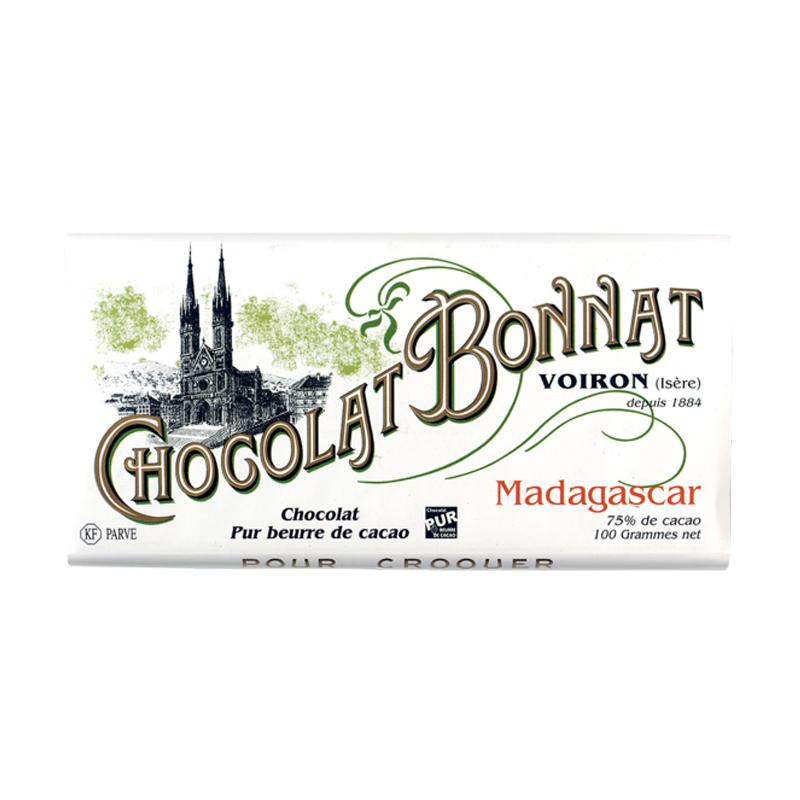 Bière Tablette Bonnat Madagascar - Brasserie Chocolat Bonnat