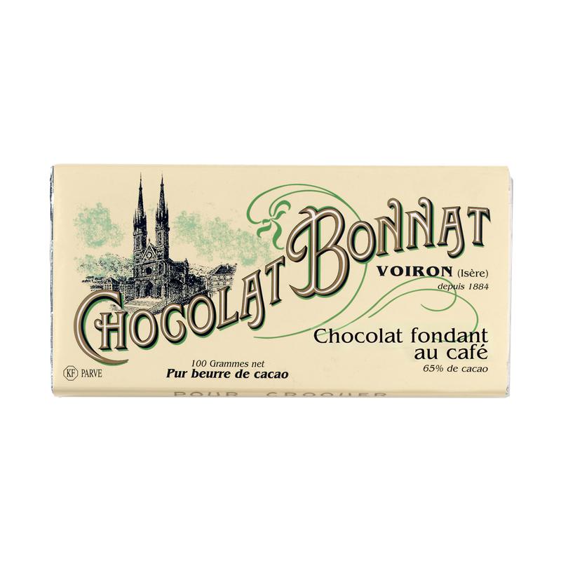 Bière Tablette Bonnat Moka - Brasserie Chocolat Bonnat