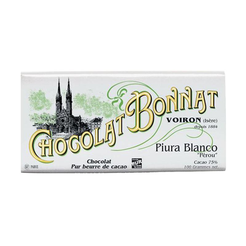 Bière Tablette Bonnat Piura Blanco - Brasserie Chocolat Bonnat