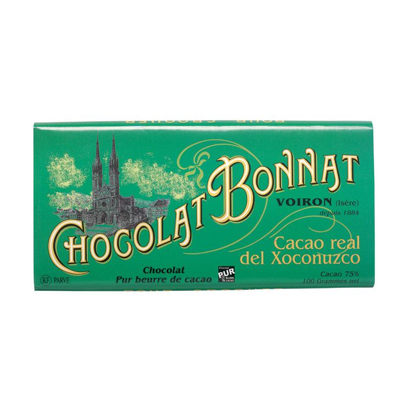 Bière Tablette Bonnat Real del Xoconuzco - Brasserie Chocolat Bonnat