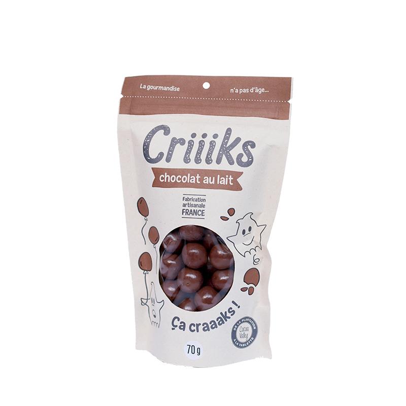 Bière Criiiks chocolat au lait - Brasserie Thierry Court