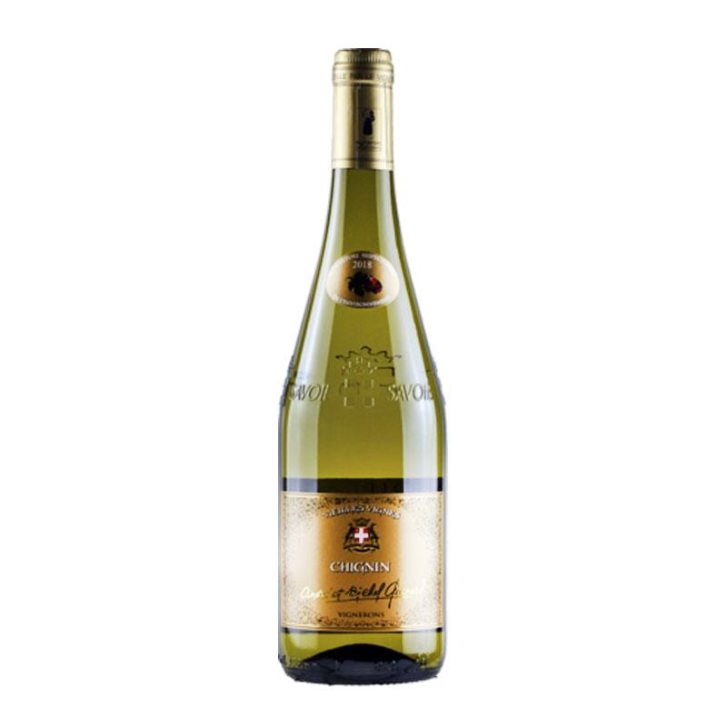Bière Chignin Vieilles vignes 2018 - Brasserie Daniel Mathieu